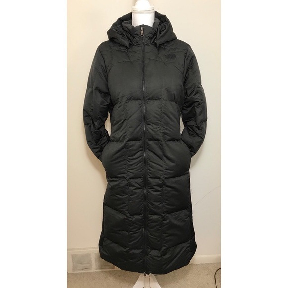 35a1479713 The North Face Women s Rhea Down Parka Coat Black
